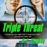 Triple Threat Release Day – 2 Giveaways